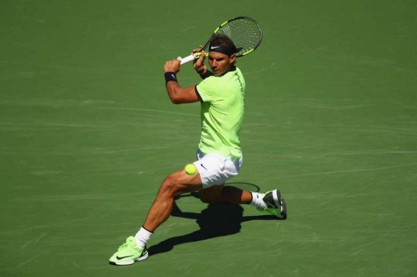 Rafael Nadal's thought on technology
