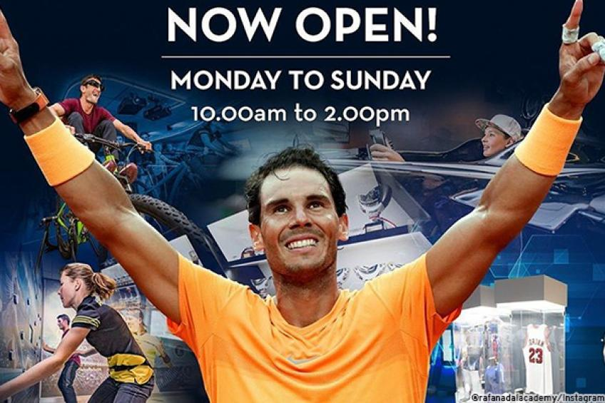 Rafael Nadal's museum ready to reopen