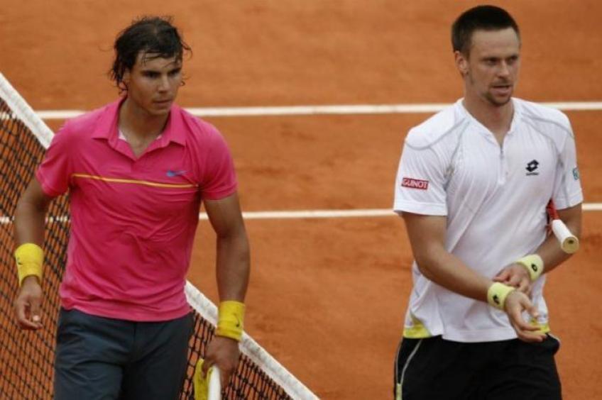 Soderling on his enemy Rafael Nadal!
