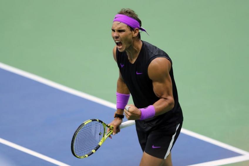 "Alcaraz: ""Rafael Nadal is my idol"""