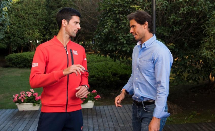 Rafael Nadal defends Novak Djokovic
