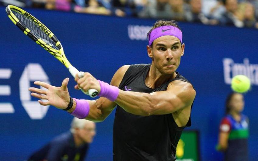 """Tsitsipas: """"It's difficult to face Rafael Nadal in an ATP finals"""""""