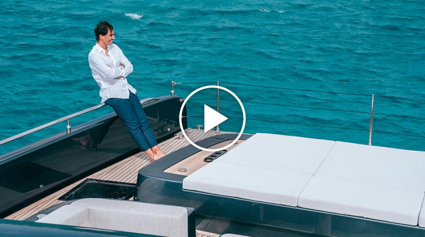 Here are the pics of Rafael Nadal's new yacht!